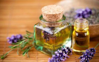 A Relaxing Massage oil Formulation
