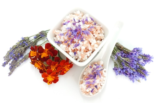 How to make a Soothing Bath Soak